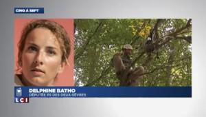 """Barrage du Tarn: """"On ne doit pas mourir à 20 ans parce qu'on défend la nature"""" s'insurge Batho"""