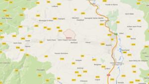 Chidrac dans le Puy-de-Dôme