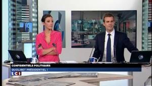 """""""Confidentiels politiques"""" : """"Les blagounettes de Nicolas Sarkozy"""""""