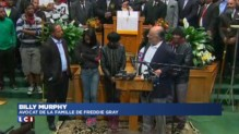 Emeutes à Baltimore: plus de 5000 hommes en renfort