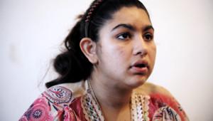 Leonarda Dibrani, 15 ans, a été expulsée de France après avoir été interpellée en pleine sortie scolaire.