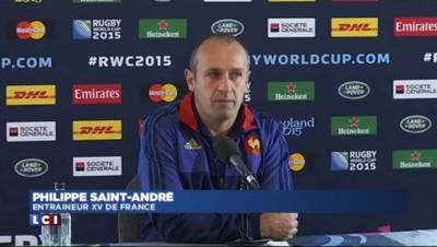 Mondial de rugby : le XV de France prêt à en découdre avec l'Irlande
