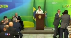 Brésil : Dilma Rousseff bientôt destituée ?