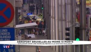 Bruxelles : un kamikaze à l'origine des explosions à l'aéroport de Zaventem