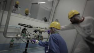 EDF au cœur du nucléaire / Protection des personnes en milieu radioactif