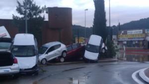 Inondations dans le Var