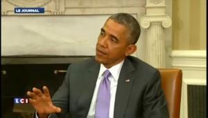 """Irak : le président Barack Obama a affirmé chercher """"à fournir l'aide la plus efficace"""""""