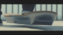 L'Hoverboard de Lexus
