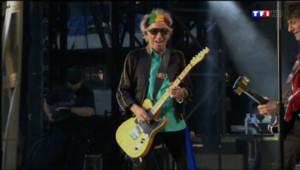 Le 13 heures du 14 juin 2014 : Les Rolling Stones ont mis le feu �aris - 1160.48