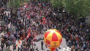 Le 1er Mai Paris défilé manifestation