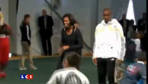 Let's move... avec Michelle Obama