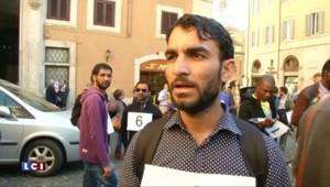 Naufrage de 800 migrants : manifestation de soutien à Rome