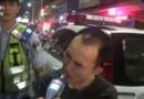On y croirait presque: ivre, ce conducteur chinois prétend ne pas savoir souffler dans l'éthylotest