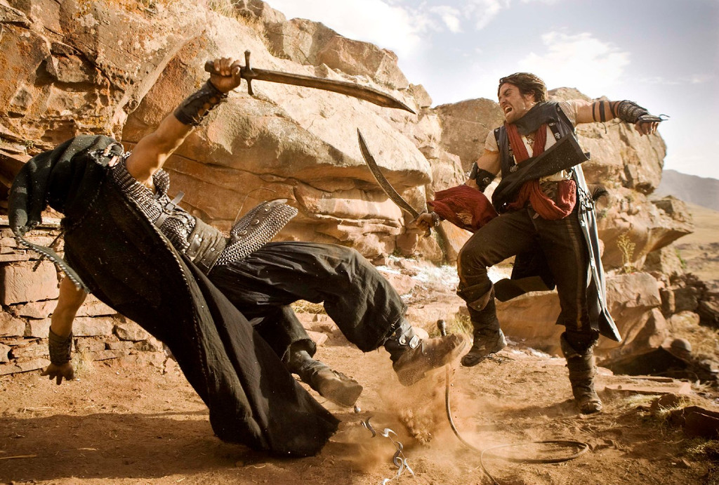 Prince of Persia les sables du temps de Mike Newell