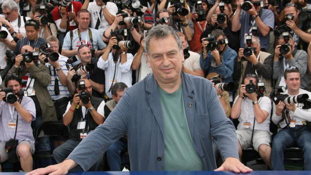 Stephen Frears, président du jury à Cannes en 2007
