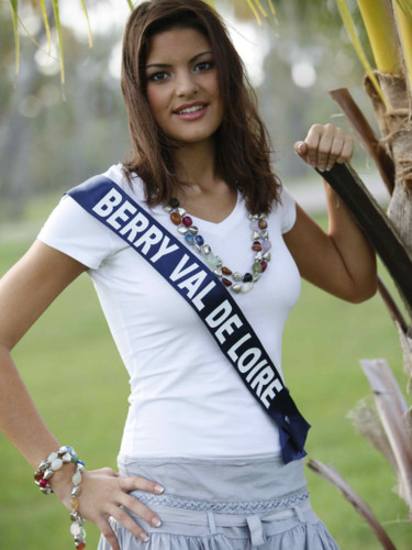 Miss Berry Val de loire 2009 - Elodie Martel : Candidate Miss France 2010