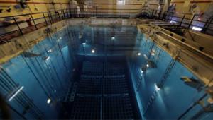 EDF au cœur du nucléaire / La sûreté des piscines combustibles