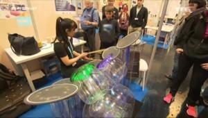 Fourchette pour petits pois, WC aquarium... : les inventions insolites du concours Lépine