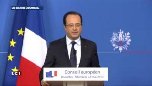 Hollande : le Luxembourg et l'Autriche n'ont pas encore renoncé au secret bancaire