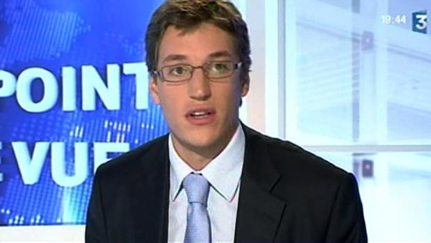 Jean Sarkozy sur France 3 le 13 octobre 2009