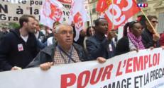 Le 13 heures du 1 mai 2015 : Défilés syndicaux du 1er mai : à Marseille, il n'y avait pas foule - 362.672