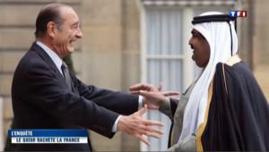 Le Qatar rachète la France