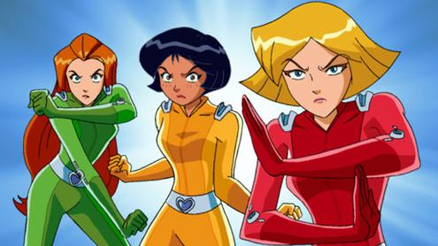 Totally spies vs rorschach battles comic vine - Deguisement totally spies adulte ...