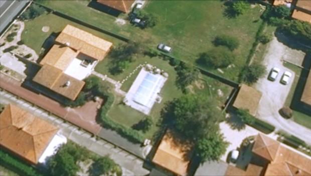 Morts d'Andy et Eyrane : vue de la maison où ils ont été retrouvés.