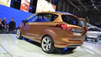 Photo 7 : Ford B-MAX : le chaînon manquant