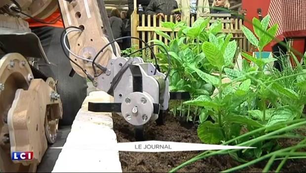 À15 ans, Eliott met au point un robot révolutionnaire, primé par Google