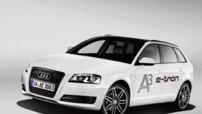 Audi A3 e-tron électrique concept