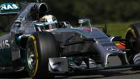 Lewis Hamilton a signé le meilleur temps des essais libres 2 du Grand Prix de Formule 1 de Russie 2014.