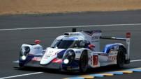 WEC - 24h du Mans 2014 - Toyota