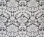 Papier peint noir et blanc - Decortex Firenze