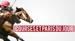 Courses et paris du jour
