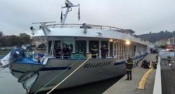 Bateau Rhône Givors accident