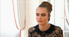 """Cara Delevingne comparée à Kate Moss : """"Personne n'est comme elle"""""""