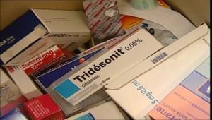 La consommation de médicaments recule
