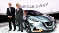 Nissan Sway Concept 2015