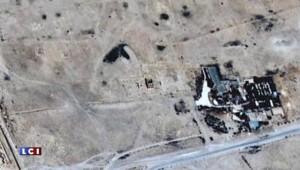 Palmyre : le temple de Bel détruit par l'Etat islamique, les images satellite le confirment