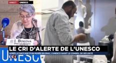 """Saccage du musée de Mossoul : l'Unesco dénonce un """"nettoyage culturel"""""""