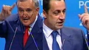 Sarkozy Raffarin