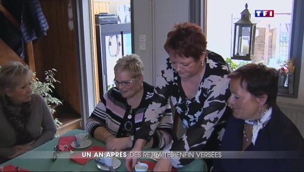 """""""Un an après"""" : Marie, retraitée et privée de sa pension, coule aujourd'hui des jours heureux"""