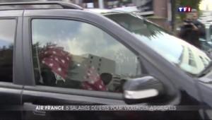 Violences à Air France : cinq salariés jugés en correctionnelle