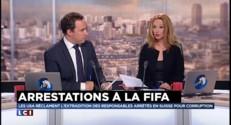 """Arrestations à la FIFA : """"un manque de transparence"""""""