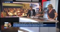 Le zoom éco de Magali Boissin : Valls veut la confiance sur sa politique économique