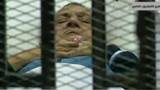 L'état de santé d'Hosni Moubarak s'améliore, il retourne en prison