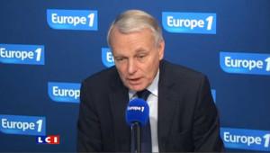 """Ayrault sur le Mox assure que le PS a """"pris ses responsabilités"""""""