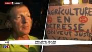 """Crise du lait : """"Avancées irrespectueuses"""" et """"propositions indécentes"""", la FDSEA charge Lactalis"""