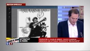 """""""De tout coeur avec Charlie Hebdo"""" : l'hommage de Plantu en dessin"""